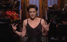 Kristen Stewart est «so gay» et se fiche bien d'être appréciée par Trump