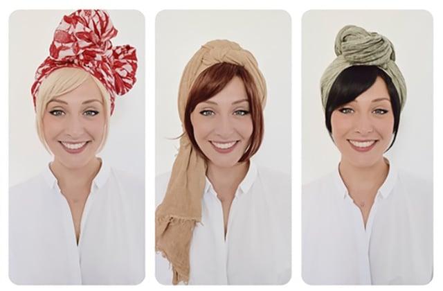 La jolie alternative aux perruques pour les personnes atteintes de cancer