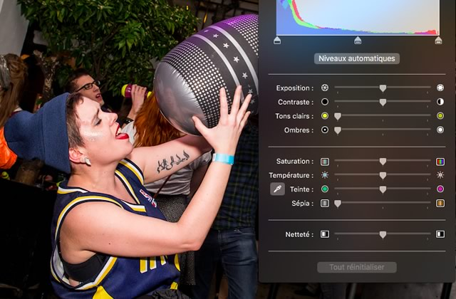 Votre Mac intègre un logiciel gratuit de retouche d'image, voici comment y accéder!