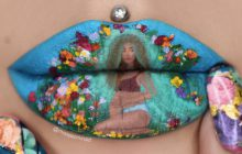 Beyoncé enceinte inspire cette maquilleuse (et c'est magnifique)
