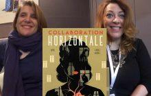 Navie et Carole Maurel parlent de leur superbe BD, Collaboration Horizontale