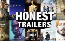 Les Oscars 2017 ont leur trailer honnête!
