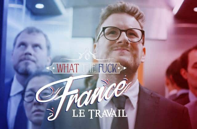 Paul Taylor envie nos conditions de travail dans un nouvel épisode de What The Fuck France
