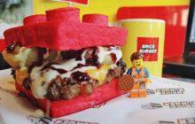 Le restaurant LEGO, là où la nourriture s'emboîte