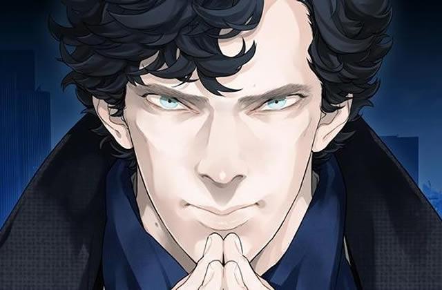 4 séries télé qui feraient de bons mangas, comme Sherlock!