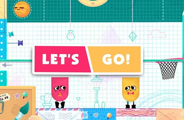 Snipperclips, le mignon jeu en duo sur la Nintendo Switch
