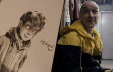 Les superbes illustrations de Karim Friha pour Split donnent vie aux facettes du héros