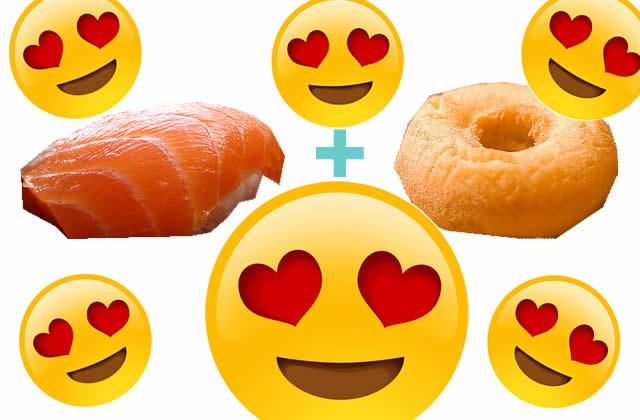 Le donut sushi, la curiosité culinaire aussi jolie qu'appétissante