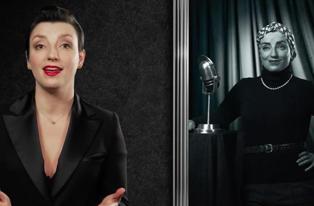 Aude GG présente Eartha Kitt, une chanteuse de cabaret pleine de franc-parler à découvrir dans Virago!