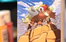 Les cartes Pokémon réinventées, entre émerveillement et nostalgie