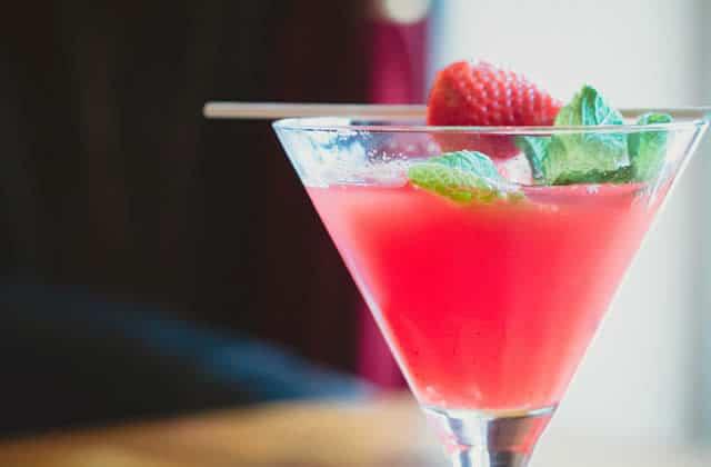 Trois recettes de cocktails qui ont un petit goût de printemps