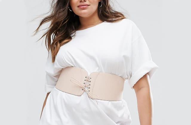 Comment porter la ceinture-corset, le corset version 2017?