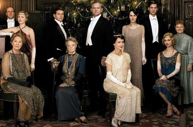 Le film Downton Abbey est lancé, pour nous ramener chez les Crawley!