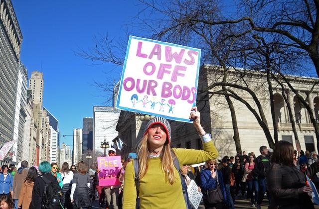 État des lieux du droit à l'avortement sous Trump