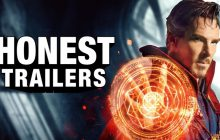 Benedict Cumberbatch rampe en justaucorps pour Doctor Strange dans son Honest Trailer
