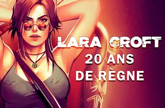 Lara Croft au cœur d'un excellent documentaire signé Vesper