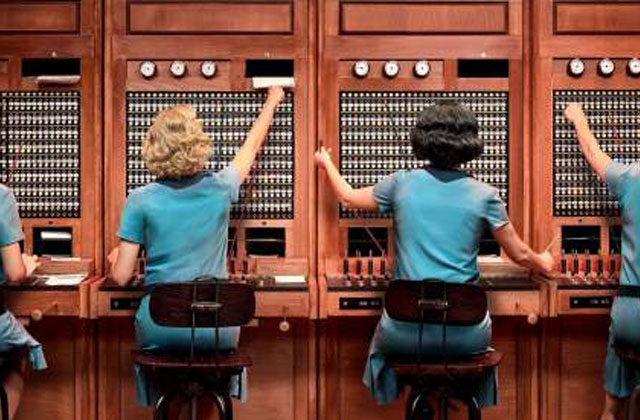 Las Chicas Del Cable, des standardistes téléphoniques des années20 appellent à l'émancipation