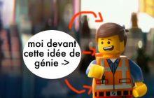 L'idée de génie qui permet de fixer des LEGO… partout!
