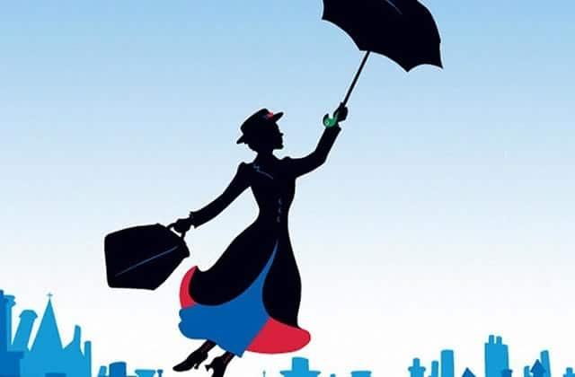 Le premier teaser animé du retour de Mary Poppins est là!