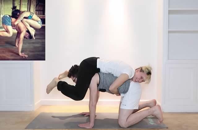 La vidéo de Natoo au yoga, l'une des vidéos les plus vues sur Youtube en 2017!