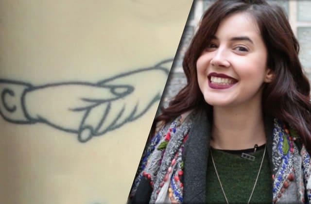 Street Tattoos — Alice et ses tatouages autour de l'amitié