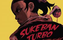 Sylvain Runberg nous parle de son comics hyper badass, Sukeban Turbo
