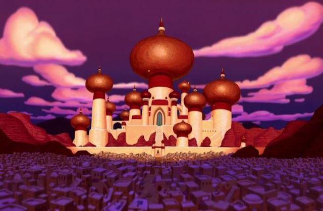 Test — Quelle célèbre maison de Disney es-tu?