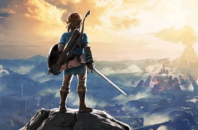 Il y a une attendrissante histoire cachée dans le générique du dernier Zelda