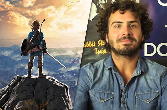 REPLAY — Découvrez Zelda Breath of the Wild avec Maxime Musqua!