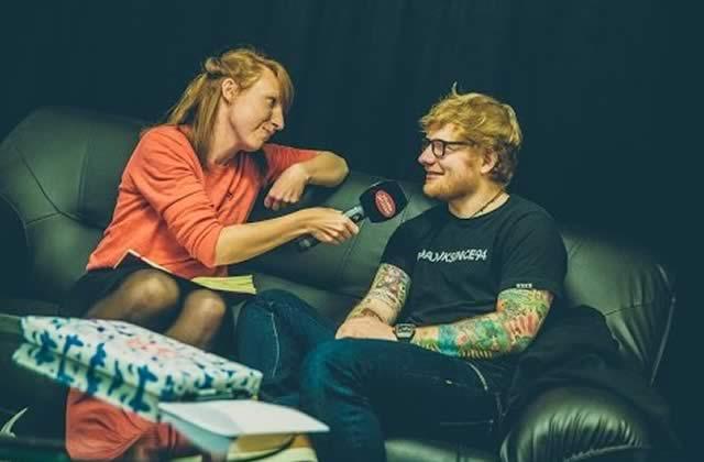 Les partouzes entre roux d'Ed Sheeran et autres actualités musicales de la semaine