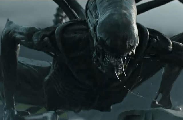 Le terrifiant alien revient dans «Alien: Covenant», et on a rencontré Ridley Scott et les acteurs!