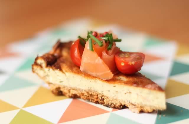 Cheesecake au saumon — La recette plus fraîche que tes potes