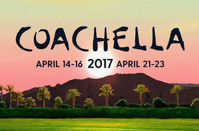 Vivez Coachella 2017 sur YouTube, presque comme si vous y étiez!