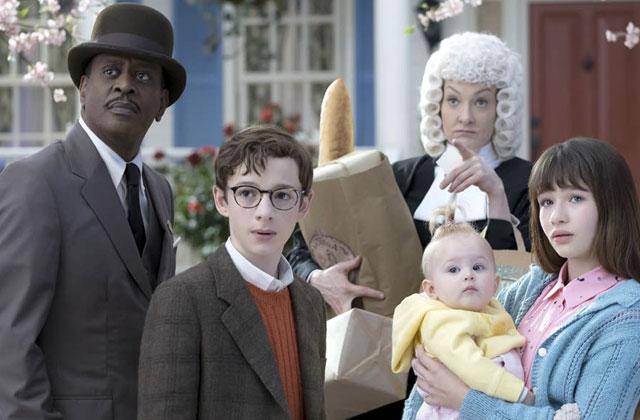 La saison 3 des orphelins Baudelaire se dévoile en images