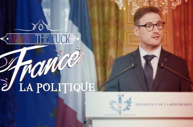Quand Paul Taylor clashe la politique française, c'est plus si What The Fuck, étonnamment