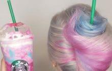 Le Frappuccino Licorne rend les fans de beauté complètement givrées