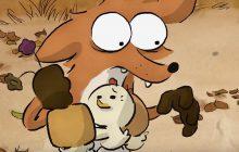 Le grand méchant renard (et autres contes) a sa bande-annonce !