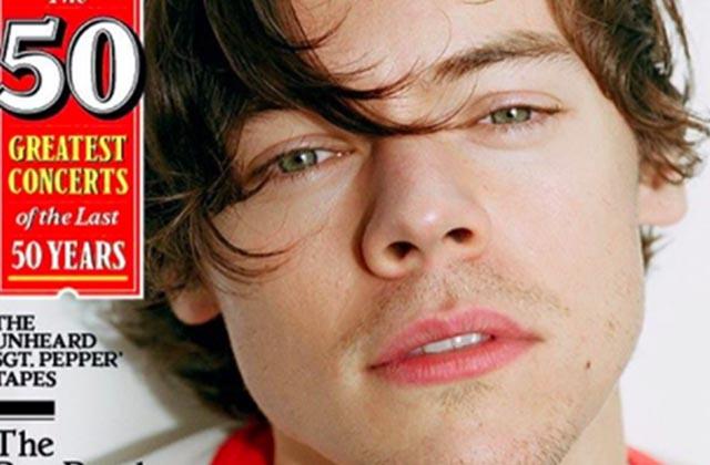 Harry Styles défend avec ferveur les adolescentes de son public:«elles sont notre avenir»