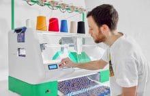 Tricote-toi un pull… avec une imprimante3D!