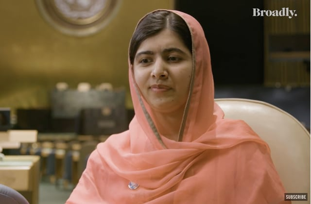 Malala Yousafzai veut rencontrer les militantes de demain