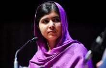 Malala Yousafzai franchit une nouvelle étape dans son combat pour l'éducation des filles