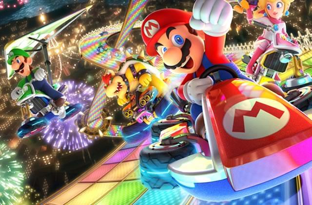 Mario Kart8 Deluxe: quelles différences avec la version WiiU?