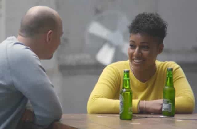 Quand deux personnes que tout oppose s'attablent autour d'une bière…