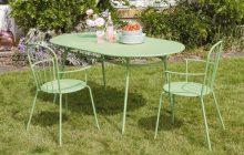 10 éléments de déco Greenery pour un jardin (ou un balcon) plus vert que vert!