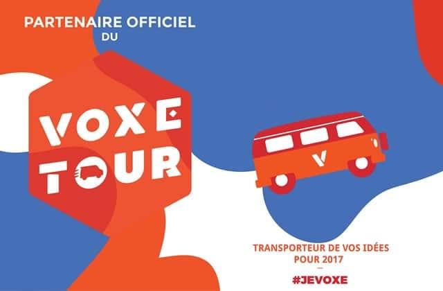 Et l'Europe, tu l'aimes l'Europe?—Le #VoxeTour s'arrête dans la région Centre-Est