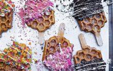 Les waffle pops: le renouveau des gaufres (et mon orgasme culinaire)