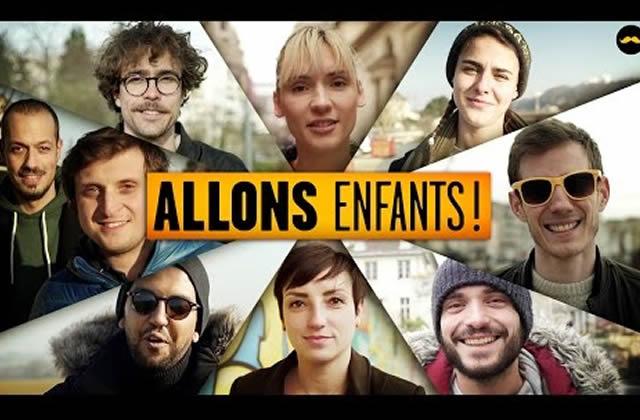 Allons enfants, le docu qui veut faire changer le regard des Français sur la jeunesse, est dispo en replay!
