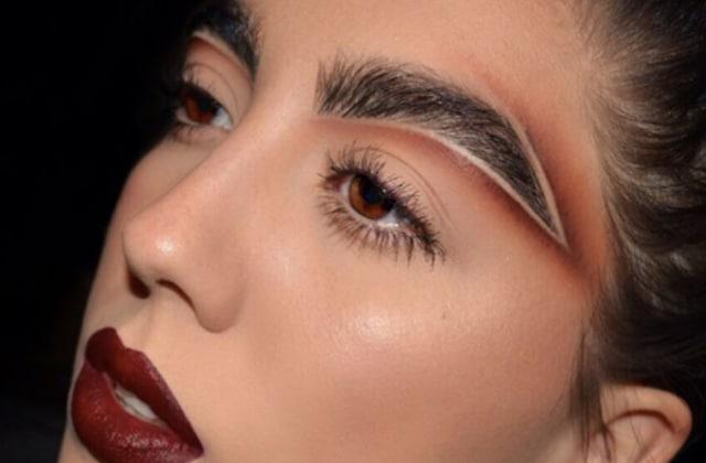 Le contouring des sourcils met à l'honneur les poils de ton minois