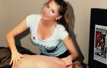 L'étonnant massage à base de morsures qui séduit les stars