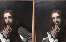 Vos visites au musée deviennent encore plus fun grâce à FaceApp et ses sourires crétins